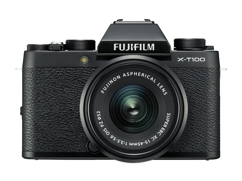 FUJIFILM X-T100 KIT + XC 15-45mm Black Noir