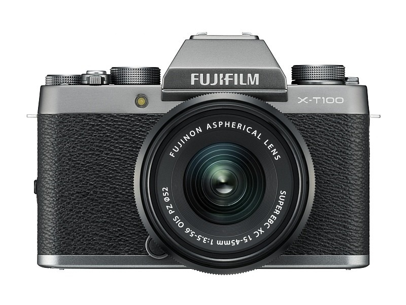 FUJIFILM X-T100 KIT + XC 15-45mm Dark Silver